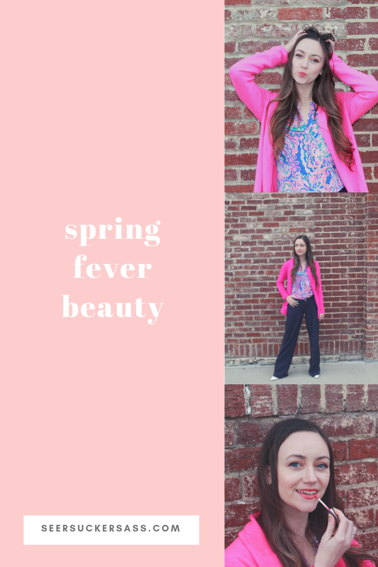 Spring Fever Beauty Look